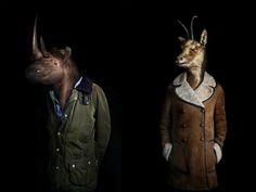 Fashion Dress Animals5 - Yago Partal