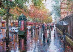 #Paintings by Painter Eugene J. Paprocki