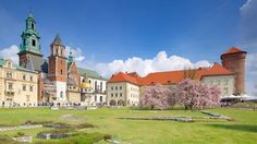 Wawel Cathedral Poland; Roman Catholic church located on Wawel Hill in Kraków, Poland.... Shawn Frank