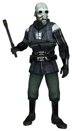 Overwatch Half Life