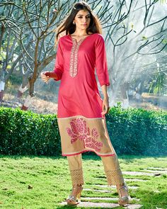 Latest Fashion Blog - Ewows - Casual Kurtis – Designs and Styles: Part 2