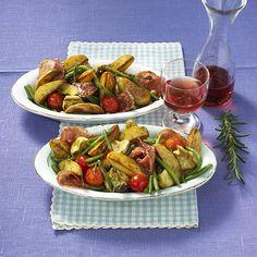 Unser beliebtes Rezept für Provenzalische Kartoffelpfanne und mehr als 55.000 weitere kostenlose Rezepte auf LECKER.de.