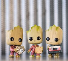 These three are just the cutest! Do you love baby Groot? . . Funko POP! Movies #280: Groot Funko POP! Movies #208: Groot Funko POP! Movies #260: Groot . . . . . . #funko #funkopopvinyl #funkopopmovies #funkophotography #funkopops #guardiansofthegalaxy #groot #babygroot #toocute #ilovehim #funkomania #funkopopcollector #hessotiny #gaurdiansofthegalaxyvol2 #minigroot #toysforlife #toyphotography #naturallightphotography #nikond750 #85mm #ineedamacrolens #tinybutmighty #wheresmytrashpanda…