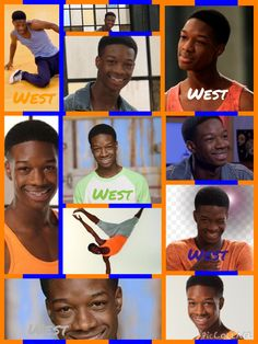 Wonderful West From The Next Step Lamar Johnson, Movies And Series, Tv Series, Step Tv, Favorite Tv Shows, My Favorite Things, Drama, Cool Dance, Thing 1
