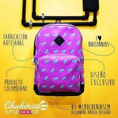 Aquí amamos los unicornios♥ Morrales llenos de diseño, estilo y actitud.Cra 34 # 51 - 48 cabecera ¡ Los esperamos!  Información por whatssap 304 42 17 807