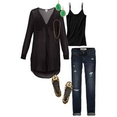 Saturday Shopping Day, created by rachelcairebrown