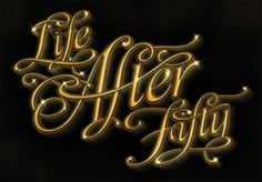 King Magazine –Life After 50 - Luke Lucas – Typographer | Graphic Designer | Art Director