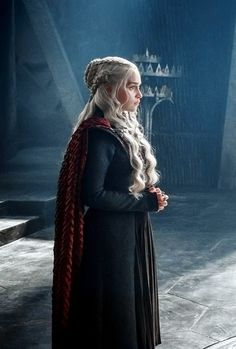 """Theirs is the Song of Ice & Fire — Daenerys Targaryen & Jon Snow in 7.03""""The Queen's..."""
