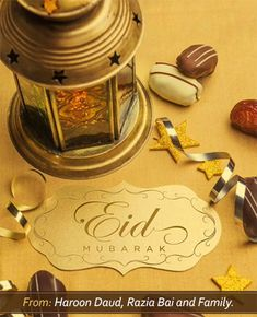 eid mubarak greetings Eid Mubarak Greetings, Islamic Quotes, Ramadan, Decor, Decoration, Decorating, Deco