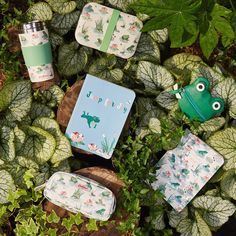 "Cath Kidston on Instagram: ""Take #theLeap to go green with our eco-friendly bamboo essentials. 🐸 🌿 What piece is jumping in your basket? #CathKidston"" Cath Kidston, Go Green, Eco Friendly, Bamboo, To Go, Basket, Essentials, Instagram, Baskets"