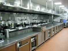 15 Hotel Restaurant Kitchens Ideas Restaurant Kitchen Commercial Kitchen Hotel Restaurant