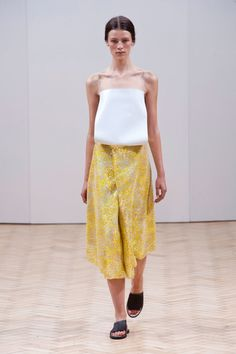 J.W. Anderson Spring 2014 Collection | London Fashion Week