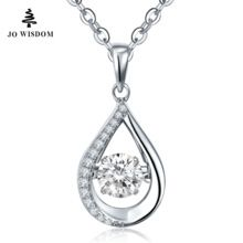 JOWISDOM 100% 925 Sterling Silver Choker Necklace with Collar Piedra Natural Topaz Collares Kolye Ketting(China (Mainland))