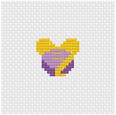 Disney Mouse Ears Rapunzel Cross Stitch Pattern .PDF - Instant Download Easy Perler Bead Patterns, Perler Bead Templates, Diy Perler Beads, Perler Bead Art, Tiny Cross Stitch, Beaded Cross Stitch, Cross Stitch Embroidery, Disney Cross Stitch Patterns, Cross Stitch Designs