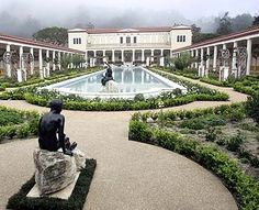 The Getty Villa, Malibu, Calif.