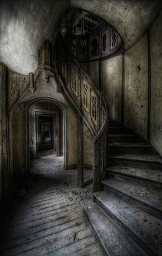 Abandoned ... I Love this ❤️