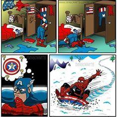 Post Comico ™ : ... onde está mesmo o meu escudo ???
