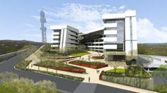 Unisa CEMS Building, Pretoria, South Africa