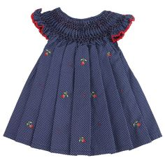 Kids dress pattern with pleats on front Order via line : @ Smocked Baby Dresses, Little Dresses, Little Girl Dresses, Girls Dresses, Long Dresses, Dress Long, Baby Frocks Designs, Kids Frocks Design, Fashion Kids