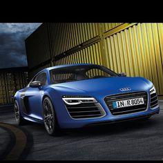 Sensational Audi R8 V10 Plus