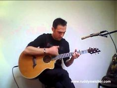Gnarls Barkley Crazy Fingerstyle Ruddy Meicher