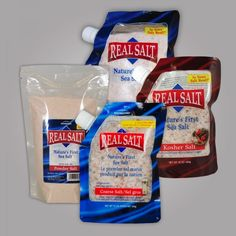 WIN my Favorite Salts! {Redmond Trading Giveaway!} - The Humbled Homemaker