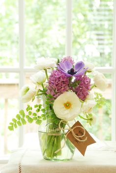 Mothers Day Arrangements with Grocery Store Flowers