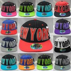 This NEW YORK capssss