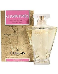 GUERLAIN Champs Elysees 100ml EDT Spray - NEW WOMEN'S PERFUME FRAGRANCE AU $75.95