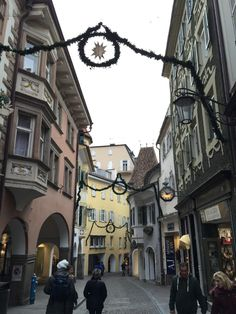 **Merano Centro Storico (easily spend a half day here walking, shopping, and dining) - Merano South Tyrol, Chess, Trip Advisor, Skiing, Walking, Mountains, Photos, Shopping, Ski