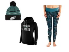 Beat the winter cold in #FlyEaglesFly style.