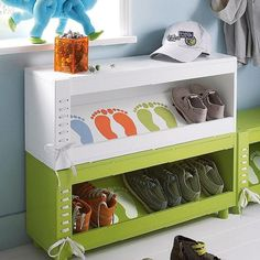 Shelve for shoes