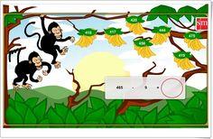 """Cálculo mental restando 9"" (Juego de Matemáticas de Primaria) Ideas Para, Comics, Fictional Characters, Mental Calculation, Maths Area, Math Games, Teaching Resources, Rompers, Cartoons"