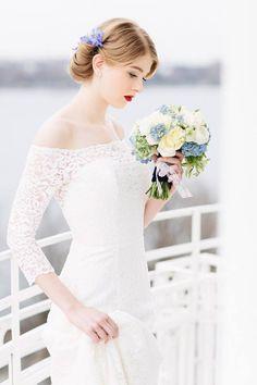 Die bezaubernde Braut  #brautstrauß #bridal #olga #fischer @olgafischer_weddings