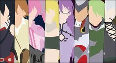 "Requested by TechnicallyEva ---- CREDITS: wall.anonforge.com/lubbock-aka… Made using Adobe Illustrator Akame ga Kill by: (c) Takahiro Tashiro Tetsuya / Square Enix, ""red-eye kill!..."