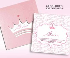 Corona Princess Theme Birthday, Unicorn Birthday Parties, Quinceanera Invitations, Quinceanera Party, Sweet Box Design, Debut Ideas, Bullet Journal Font, Ideas Para Fiestas, Scrapbooking