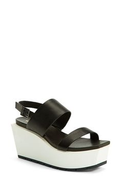 United+Nude+Collection+'Asami'+Platform+Wedge+Sandal+(Women)+available+at+#Nordstrom