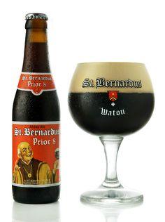 St. Bernardus Prior 8 Belgian beer