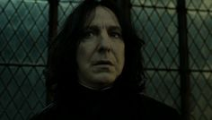 Severus Snape from Harry Potter   21 Literary Characters Who Shouldn't Have Died