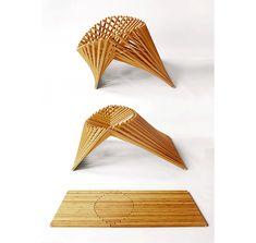 Rising Chair design by Robert Van Ebricqs