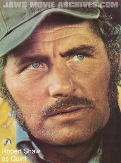 Robert Shaw Actor | Robert Shaw, his greatest performances – Jaws