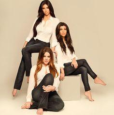 Love the Kardashian sisters