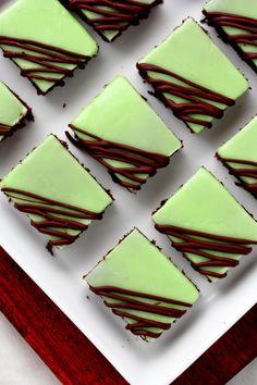 Suklaapossu: Ihanat minttu-suklaapalat