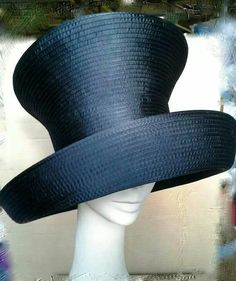 Funky Hats, Cute Hats, Crazy Hats, Church Suits And Hats, Church Hats, Hats For Women, Ladies Hats, Large Brim Hat, Fascinators