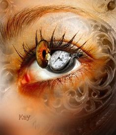 Eyes of Time. Saved by Celtic 🐉 Dragon. Eyes Without A Face, Look Into My Eyes, Conceptual Photography, Conceptual Art, Beautiful Artwork, Beautiful Eyes, Adult Art Classes, Mystic Eye, Creepy Eyes