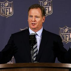Roger Goodell open to changing his role in NFL player discipline