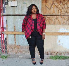 LACE N LEOPARD: Fall Flannels