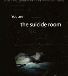 suicide room intihar odası