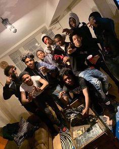 Bff Goals, Best Friend Goals, Squad Goals, Cute Black Guys, Black Boys, Squad Pictures, Boy Squad, Funny Black Memes, Bad Boy Aesthetic