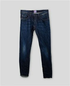 MAINLINE WOVEN DENIM - FURY - 6 MONTH WASH Online or in-store - The Allotment Store